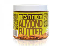 nuts 'n more almond butter lower cholesterol