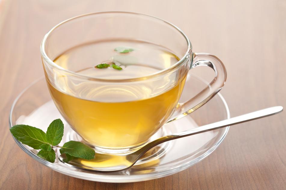 green tea healthy detox diet