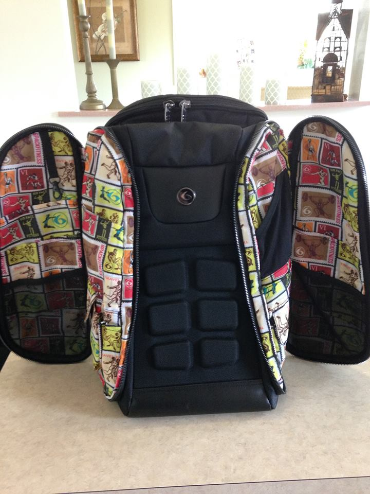 6 Pack Fitness ACE Elite Luxury Backpack Review