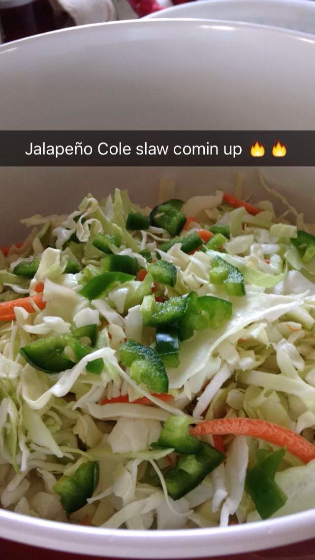 kickin jalapeno coleslaw bbq chicken recipe spicy