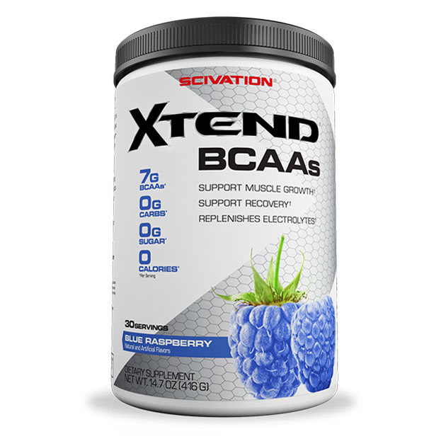 5 Reasons You Should Supplement BCAAs