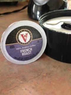 high protein vanilla cinnamon cappuccino coffee espresso