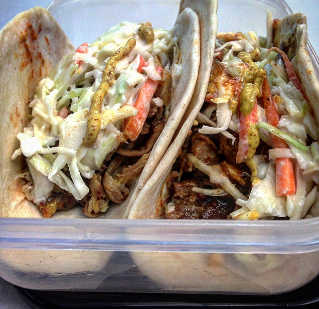 Smoky Pulled Pork TacosRecipe